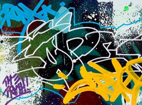 Art by Cope2 - Graffiti Style VII