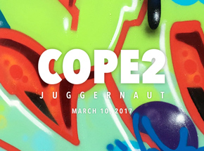 Art Collection by Cope2 - Juggernaut