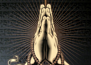 Art by Cryptik - Ministry of Public Enlightenment - Framed