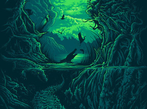 Art by Dan Mumford - Rhizophora