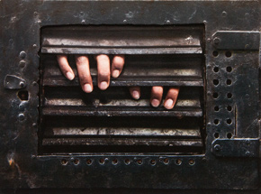 Art Print by The Heliotrope Foundation - Dan Witz