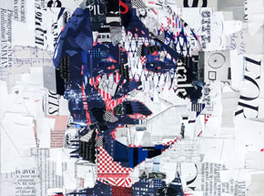 Original Art by Derek Gores - Optical Verve