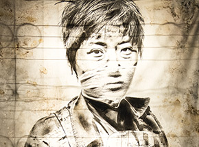 Original Art by Eddie Colla - Sentry 3