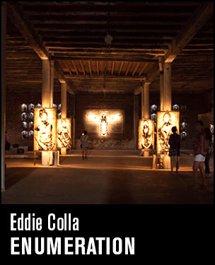 Art by 1xRUN Presents - Eddie Colla's ENUMERATION