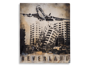Original Art by Eddie Colla - Neverland