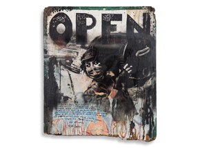 Original Art by Eddie Colla - Open