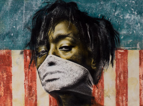 Art by Eddie Colla - The Residue Of Arrogance - Standard Edition