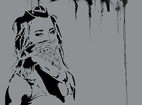 Art by Eddie Colla - Ambition - Silver - Skate Day Variant