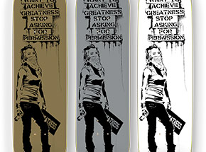 Art Print by Eddie Colla - 3-Deck Set - Eddie Colla