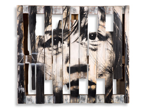 Original Art by Eddie Colla - Weight Of Souls
