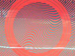 Art Print by Erik Otto - Wavelengths - Sunrise Edition