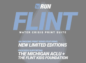 Art Collection by 1xRUN Presents - 1xRUN Flint Water Crisis Print Suite