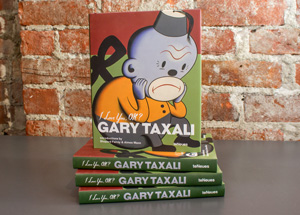 Book by Gary Taxali - I Love You, OK? - Signed Book