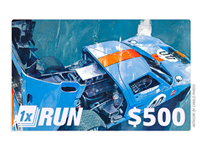 Art by 1xRUN Presents - $425 For A $500 Gift Card