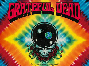 Art by Fine Line Design - Grateful Dead Calender 1989