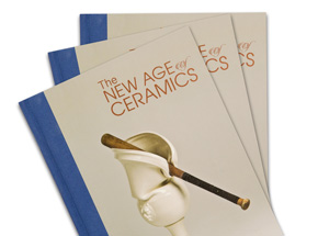 Book by Hannah Stouffer - The New Age of Ceramics