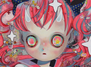 Art Print by Hikari Shimoda - Solitary Child 1