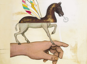 Art Print by Daniel Chang - Horsefly