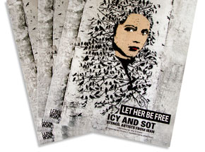 Book by Icy & Sot - Let Her Be Free: Icy & Sot