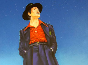 Art Print by Ignacio Gomez - Zoot Suit