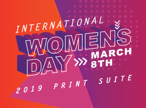 Art Collection by 1xRUN Presents - International Women's Day 2019