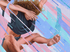 Original Art by James Bullough - Floodwaters
