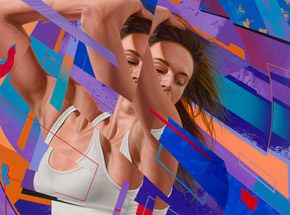 Art Collection by James Bullough - Oblivion