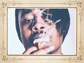 Art Collection by Jeremy Deputat - Danny Brown - Adderall Admiral