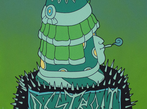 Art by Jesus Benitez - Destroit - Green Edition