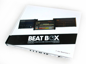 Book by Joe Mansfield - Beat Box: A Drum Machine Obsession