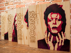 Art Collection by John Wentz - Icons - Box Sets
