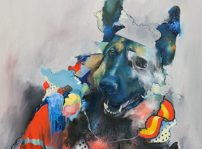 Art Print by Joram Roukes - Five Scoops