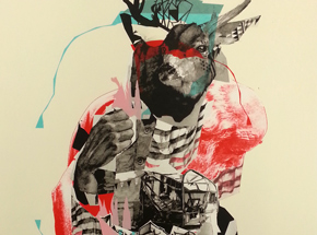 Art by Joram Roukes - Buckwild - Standard Edition