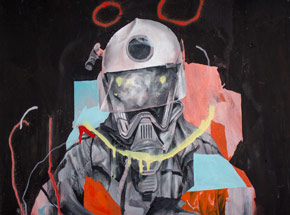 Original Art by Joram Roukes - Code Orange