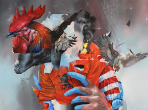 Art Print by Joram Roukes - The European - Standard Edition