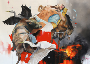 Art Print by Joram Roukes - West Side Story - Standard Edition
