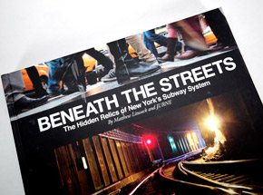 Book by Jurne - Beneath The Streets