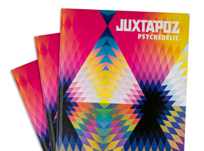 Book by Various Artists - Juxtapoz - Psychedelic