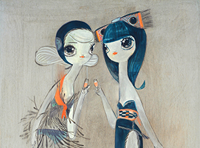 Art Collection by Kelly Tunstall - Dual