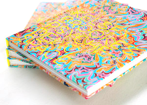 Book by Kelsey Brookes - Psychedelic Space