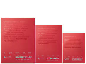 Art Collection by Legion Paper - Stonehenge Aqua Hotpress
