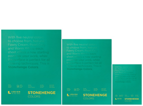 Art Collection by Legion Paper - Stonehenge Colors