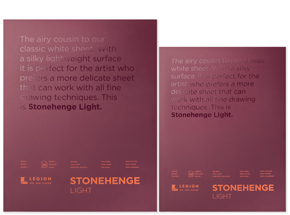 Art Collection by Legion Paper - Stonehenge Light