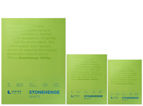 Art Collection by Legion Paper - Stonehenge White