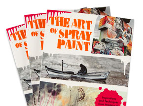 Book by Lori Zimmer - The Art Of Spray