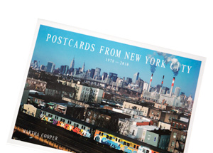 Art by Martha Cooper - Postcards From New York