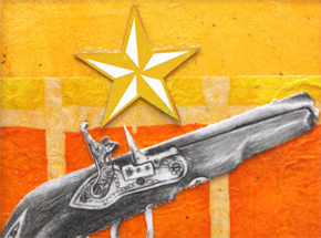 Original Art by Mary Williams - Stars of the South