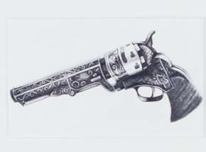Original Art by Mary Williams - Pick Your Weapon 4
