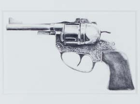 Original Art by Mary Williams - Pick Your Weapon 7