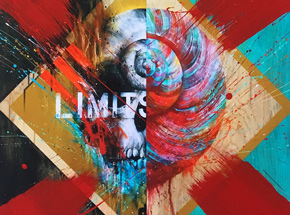 Art Print by Meggs - Beyond City Limits
